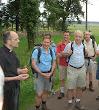 Pèlerinage à Vézelay des pères de famille