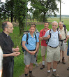 Les Pères de famille à Vézelay